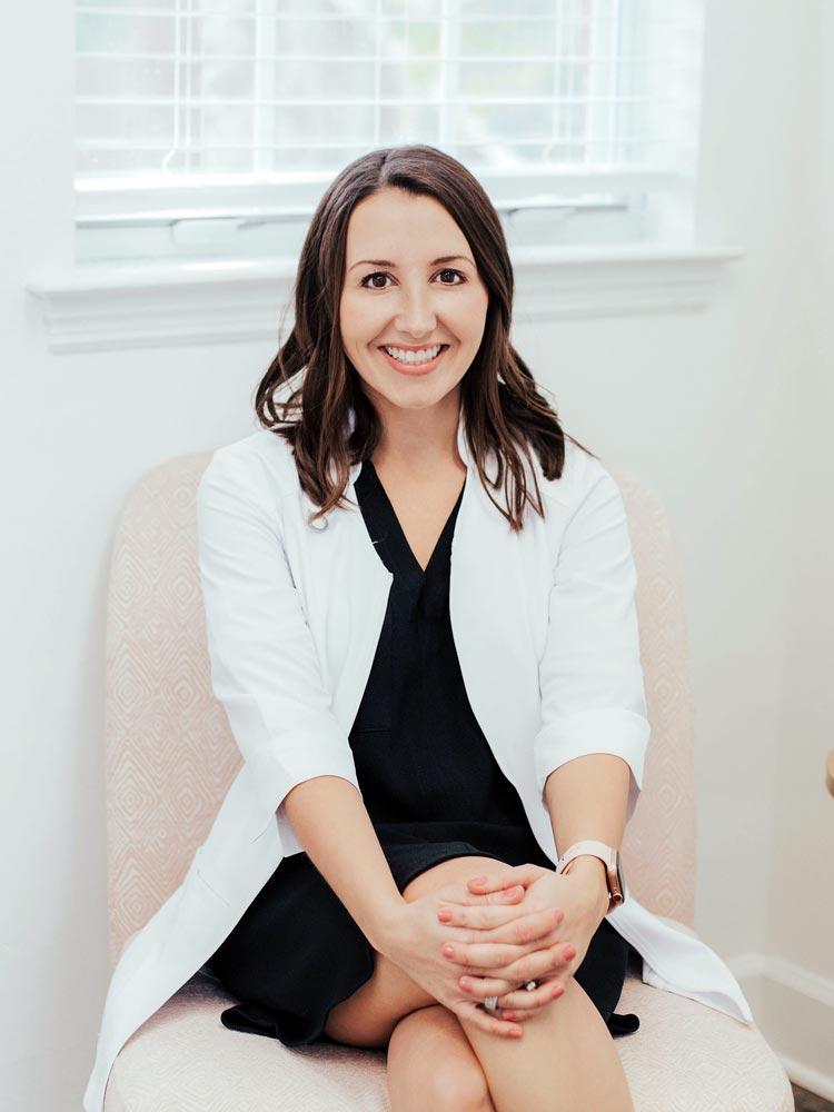 Sarah Langford APRN CRNA Skin Science